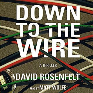 Down to the Wire cover art