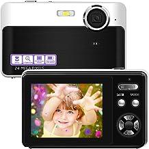 24MP Camera Digital Camera HD Mini Point and Shoot Camera...