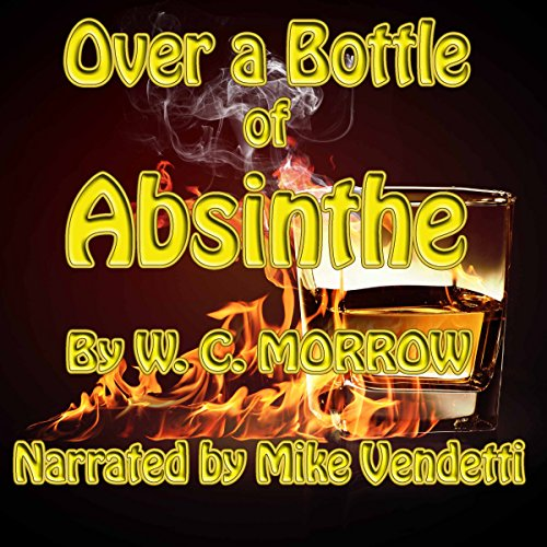『Over an Absinthe Bottle』のカバーアート