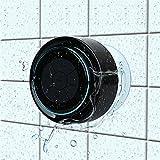 Bluetooth Cassa Altoparlante Impermeabile da Doccia-Wireless Speaker Waterproof Con Microfono Integrato, Altoparlante bluetooth doccia vivavoce-portatile per Casa / Esterno Compatabile con Smartphones