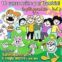 16 Canzoni Per Bambini 7