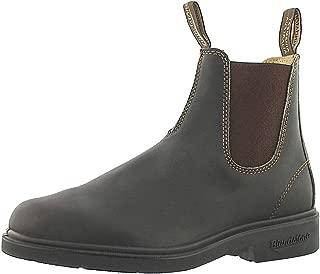 Unisex Chisel Toe Pull-On Boot