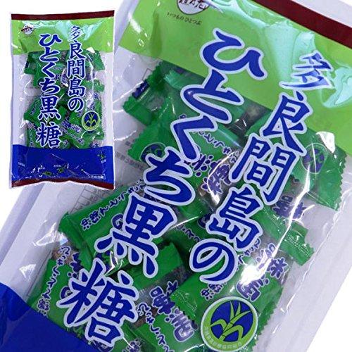 黒糖本舗垣乃花『多良間島のひとくち黒糖(4957426-1486)』