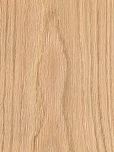 """42"""" X 7"""" 14 Sq Ft Heavy Flake: 7 Sheets White Oak Wood Veneer"""