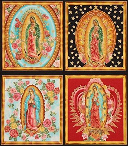 Bonita tela colorida de la Virgen María, de Robert Kaufman