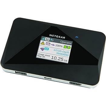 Netgear AC785-100EUS Routeur Mobile 4G WiFi