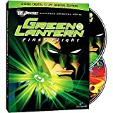 Green Lantern: First Flight (Collector's Edition - Exclusive Bonus Material + Digital Copy)