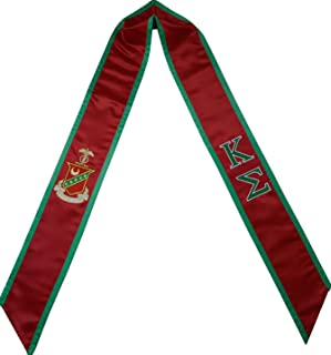 Kappa Sigma K-Sig Kappa Sig Fraternity Deluxe Embroidered Graduation Stole
