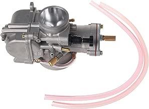 Autone Universal Motorcycle 21mm Carburetor for Keihin Carb PWK Mikuni with Power Jet