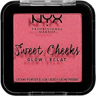 NYX PROFESSIONAL MAKEUP Sweet Cheeks Creamy Powder Blush Glow, Day Dream