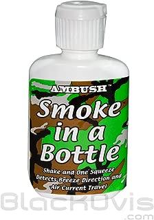 Moccasin Joe Smoke in a Bottle Wind Checker-1.5 oz