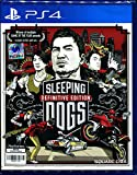 PS4 SLEEPING DOGS DEFINITIVE EDITION (ENGLISH) (ASIA)
