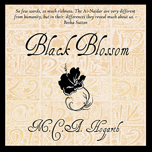 Black Blossom: A Fantasy of Manners Among Aliens, Volume 3 Titelbild