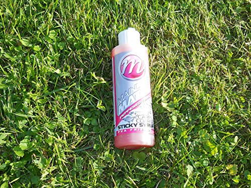 Mainline Match Sticky Syrup 250ml Peppered Tuna MM2708 PVA Freundlich Dip Aroma Booster Lockstoff