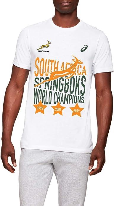 ASICS South Africa Springboks Winners Tee