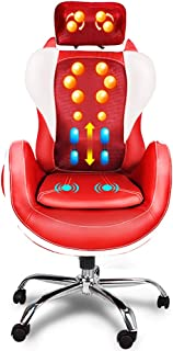 Back Massager Chair Portable Neck Massage with Heat, for Home Office Muscle Relax 3D Deep Shiatsu Kneading with Hand Contr...