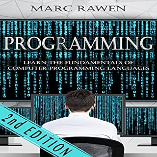 Programming audiobook cover art