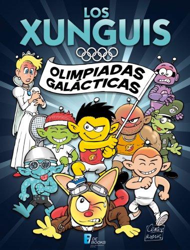 Los Xunguis. Olimpiadas galácticas eBook: Ramis, Juan Carlos, Cera, Joaquín: Amazon.es: Tienda Kindle