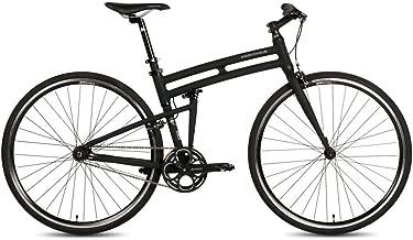 Montague New Boston Folding 700c Pavement Hybrid Bike Matte Black