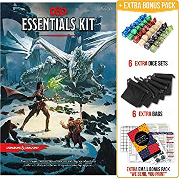 dungeons and dragons kit