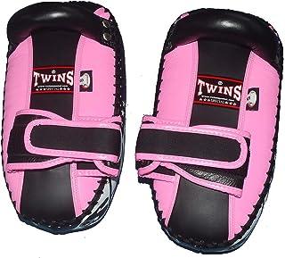 TWINS 本革製キックミット MTTW1002 Sサイズ 1ペア ピンク