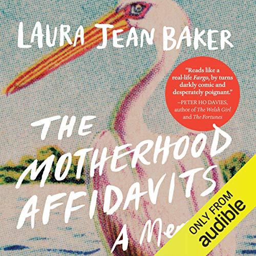 The Motherhood Affidavits audiobook cover art