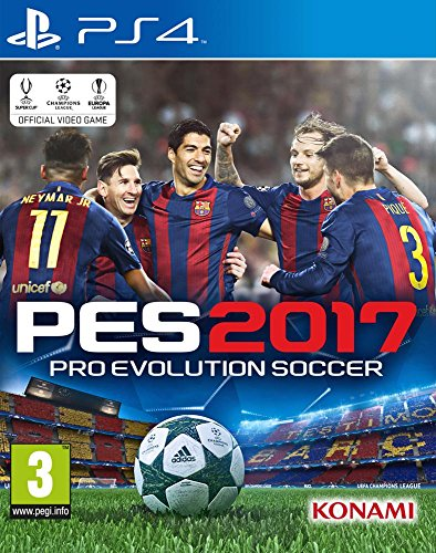 PES 2017: Pro Evolution Soccer [Importación Francesa]
