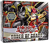YU-GI-OH! YuGiOh Order of Chaos Booster Box [1st Edition]