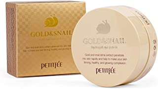 Gold & Snail Hydrogel Eye Patch (60 pcs) by Petitfee