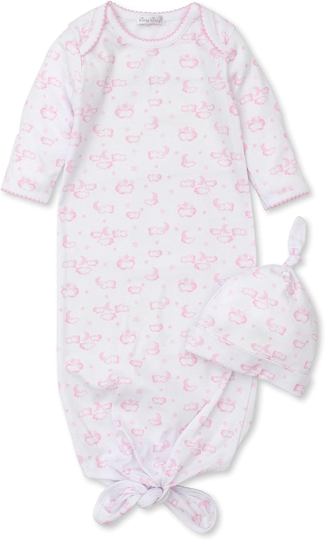 Kissy Kissy Baby-Girls Infant Twinkle Twilight Print Sack With Hat