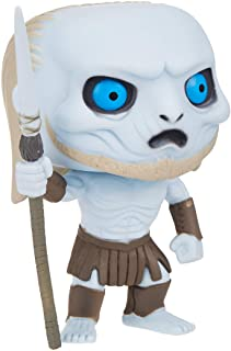 Funko Pop! Television: Game of Thrones, White Walker Figure, Action Figure - 3017