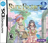 Rune Factory 2 Fantasy Harvest Moon (輸入版:北米) DS