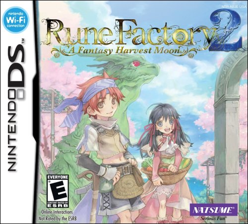 Rune Factory 2 a fantasy harvest moon