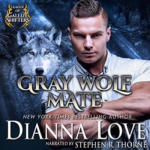 Couverture de Gray Wolf Mate