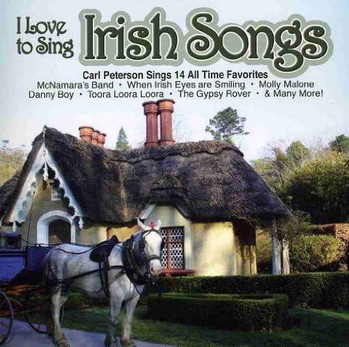 I Love to Sing Irish Songs product image