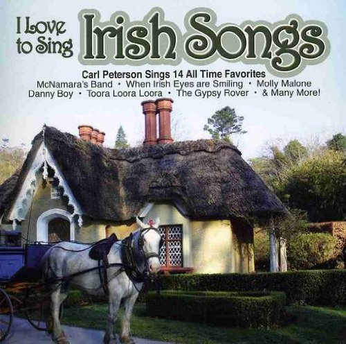 Price comparison product image I Love to Sing Irish Songs