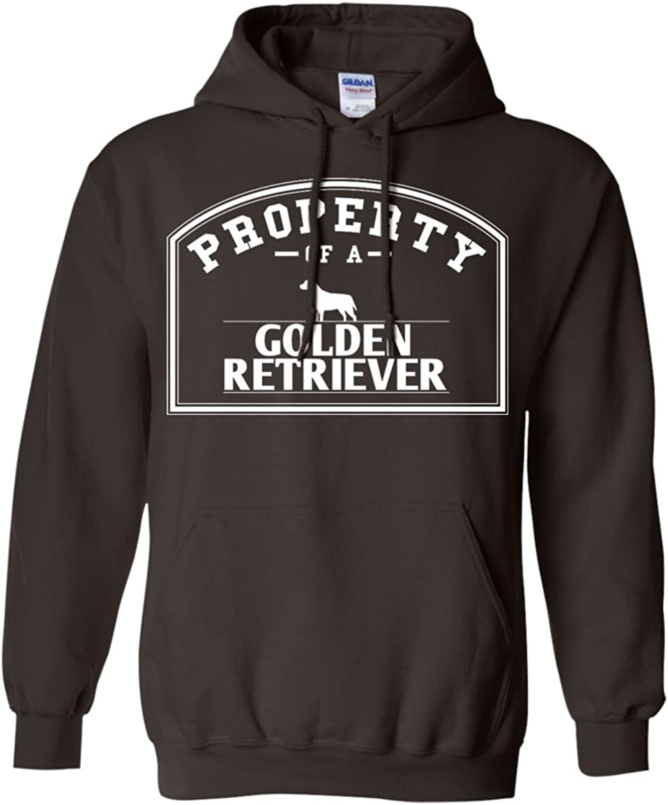 Golden Retrievers - New popularity Property Of Pullover H Max 81% OFF A