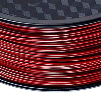 Paramount 3D PETG 1.75mm 50 ft Top Ten Sample Pack (10 Colors) 500 ft in All