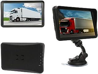 9 inch navigatiesysteem Navi navigatiesysteem DRIVE-9BT voor vrachtwagen, auto, camper. 50 landen van Europa, HQ TMC verke...
