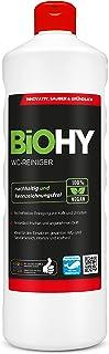 BiOHY Środek do czyszczenia WC (butelka 1l)   BARDZO MOCNY   Profesjonalny koncentrat organiczny   Gęsty żel czyszczący   ...