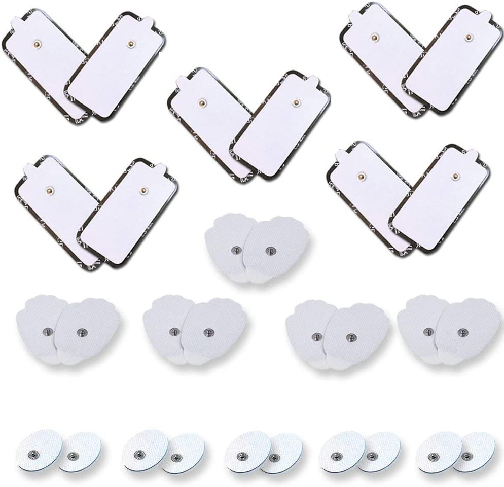 Seattle Mall Replacement Tens Unit Pads All A surprise price is realized Sizes Each Elect Pairs 5 of