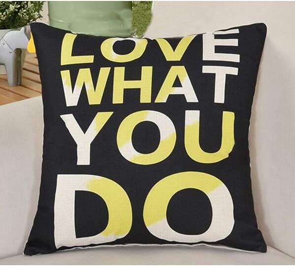 HAIMEI US Sofa Pillow Office Nap Cushion Car With Lumbar Support Pillow Core Pillowcase Creative Pillow Color 10