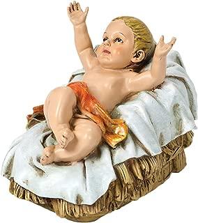 Joseph's Studio by Roman - Color Baby Jesus Figure for 27
