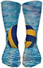 xinfub Calcetines Waterpolo Deporte Mujer Cómodo Hombre Calcetines Fútbol Calcetín Sport Tube Medias Longitud Cómodo11698
