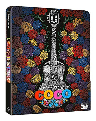 Coco - Edizione Limitata (3 Blu-Ray 3D + 2D Steelbook);Coco