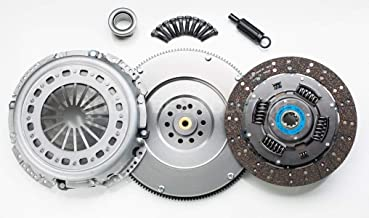 South Bend Clutch 1944-6OK Solid Flywheel Conversion Clutch Kit w/ Flywheel Ford All Models 99-03