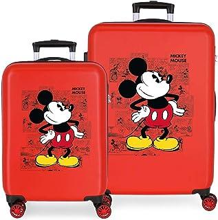 Disney Set Trolleys, Red, 55/68 cms