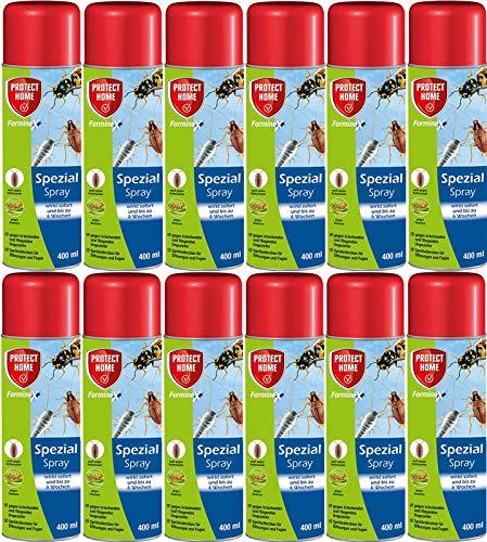12 x 400 ml Bayer Blattanex Ungeziefer Spezial-Spray