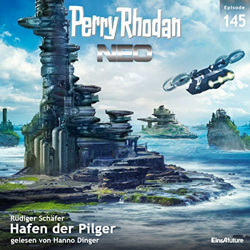 Hafen der Pilger audiobook cover art