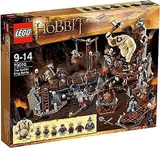 Lego Hobbit Ori the Dwarf Minifigure